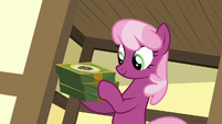 Cheerilee buys three boxes of cookies S6E15