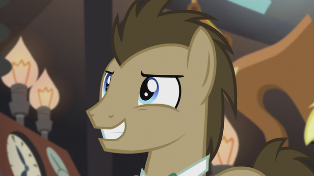 """File:Dr. Hooves """"we never thought possible!"""" S5E9.png"""