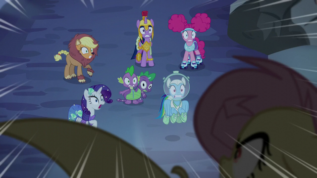 File:Flutterbat swoops down on main cast S5E21.png