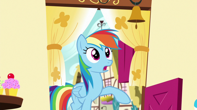 File:Rainbow enters the bakery out of breath S6E15.png