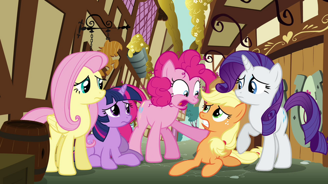 File:Pinkie Pie 'By now, she probably doesn't even know our names anymore!' S3E07.png