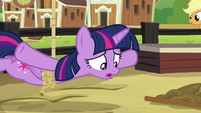 Twilight Sparkle relieved to have stopped S6E10