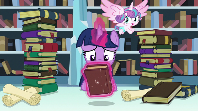 File:Twilight levitates Hayhoof's Intonements S6E2.png