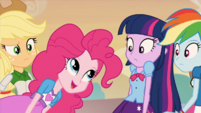 """Pinkie """"So what do you wanna play?"""" EG2"""