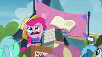 "Pinkie ""made Twilight the princess she is!"" S4E22"