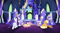 Twilight's friends running out of time S5E3