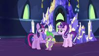 """Twilight """"Yeah, Spike"""" S5E26"""