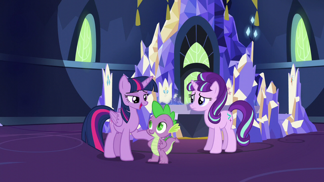 """File:Twilight """"Yeah, Spike"""" S5E26.png"""