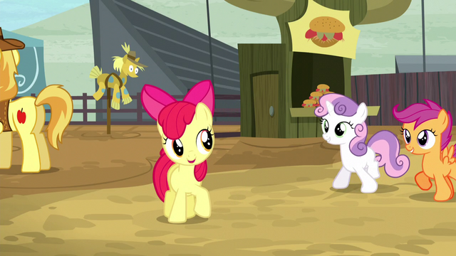 "File:Apple Bloom ""if we can get into some of these events"" S5E6.png"