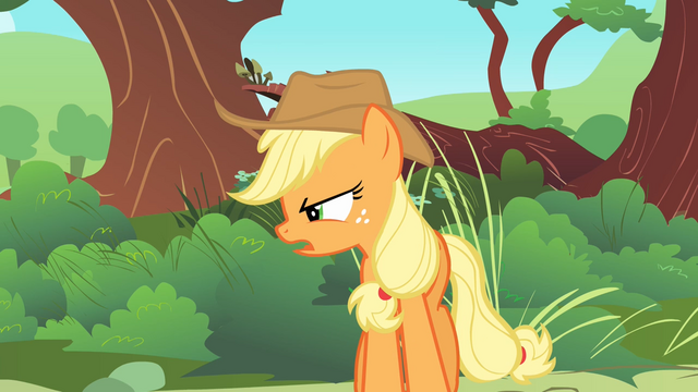 File:Applejack 'There they are!' S1E23.png