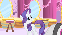 Rarity she's here S1E20