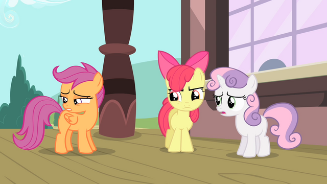 File:Sweetie Belle 'I can't believe you're quitting on us!' S4E05.png