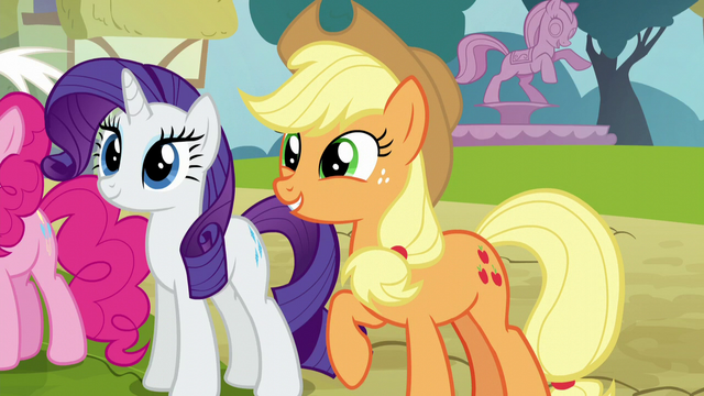 "File:Applejack ""I like the sound of that!"" S5E22.png"