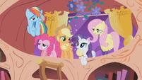 Twilight's friends are ashamed S1E3