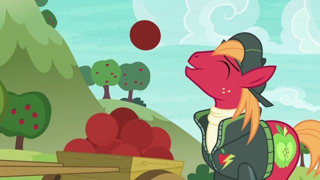 File:Big McIntosh tossing a ball to Granny Smith S6E18.png