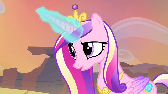 File:Cadance uses her magic S4E11.png