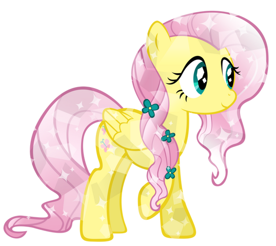 File:FANMADE Crystal Fluttershy.png