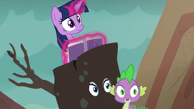 File:Twilight, Rarity, and Spike hear Ember S6E5.png