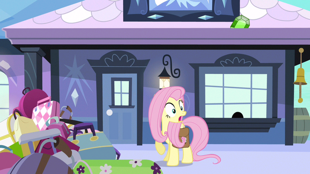 File:Fluttershy almost late S3E11.png