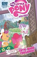 MLP Micro CMC Jetpack Comics RE Cover