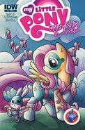 MLPFIM 7 Larry's Comics RE Cover