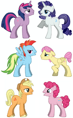 My Little Brony carpal tunnel is magic by koori tora