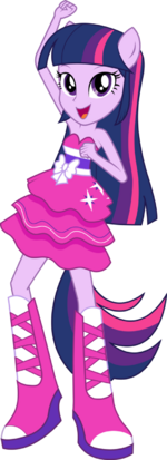 Twilight sparkle dance vector by icantunloveyou-d6te0lo