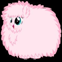 Fluffy pony