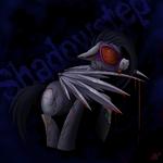 CRISIS Shadowstep by StarlightSpark