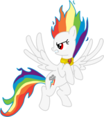 Super Rainbow Dash by CoolerRainbowDash