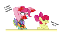 CUPCAKE MONSTER by NME-NRG