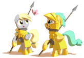 Guard duty by artist-equestria-prevails