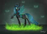 171099 - artist amenoo changeling Queen Chrysalis