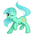 Lyra by artist-teaganoofmar