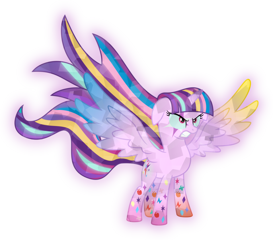 My little pony coloring pages rainbow power