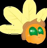 Parasprite Applejack