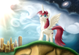 Lauren Faust wallpaper by artist-angerelic