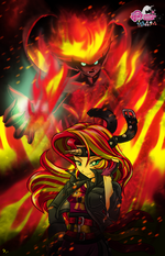 Sunset Shimmer? by mauroz