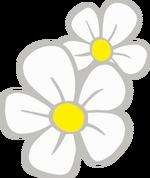 Daisy cutie mark by rildraw