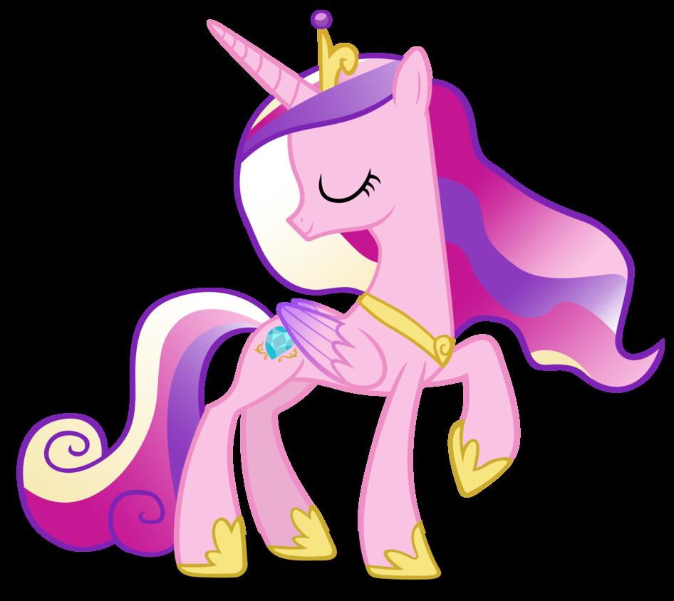 Image - Princess Cadence Flowinghair.png