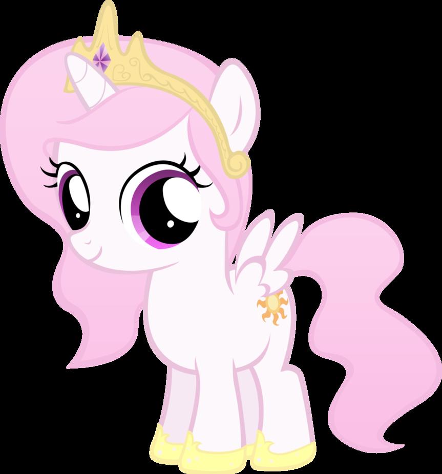My little pony filly luna - photo#55