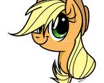 Apple Pony by WubcakeVA