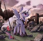 Alicorn Trixie by artist-dexhaiken