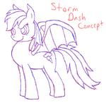 RoV Storm Dash concept art