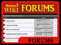 M2 Wiki Forums