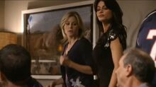 Claire tells everyone Gloria wants her to jump in the swimming pool