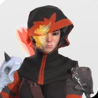 SMNC Hotshot Artemis Portrait