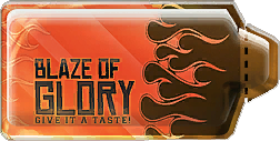 Product blazeofglory