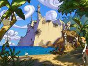 Plunder Island-Fort