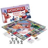 Monopoly Rudolph Reindeer